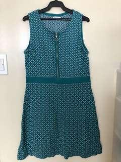 Promod Green Dress - sleeveless