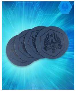 Pacific Rim Coaster Set
