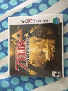 Zelda Link Between 2 worlds