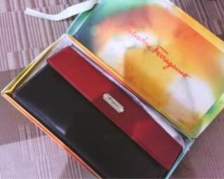 Authentic Salvatore Ferragamo Wallet