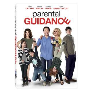 BRAND NEW DVD - PARENTAL GUIDANCE (ORIGINAL USA IMPORT CODE 1)