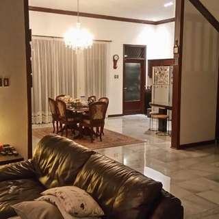 DIJUAL Rumah Full Marmer, Furnished di BUKIT CINERE INDAH