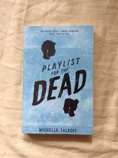 REPRICED! Playlist for the Dead by Michelle Falkoff