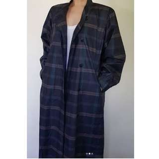 zunao_wearables❄Plaid overcoat ❄