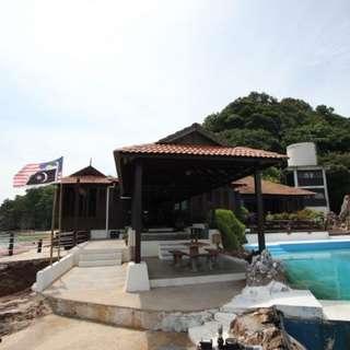 3D2N Honeymoon at Gem Island Resort, Pulau Gemia
