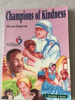 Champions of kindness