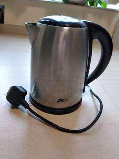 不銹鋼 電熱水壺1.7L
