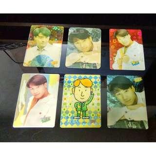 Yes Card Yes卡 黎明 (6張不散賣)