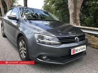 Volkswagen Jetta Sport 1.4A TSI