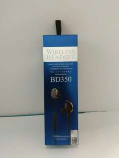 WE DESIGN BD350 Wireless Headset