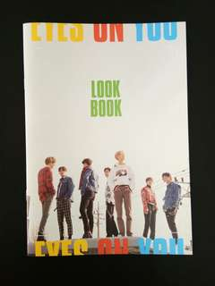 (WTS) GOT7 Eyes On You Look Book