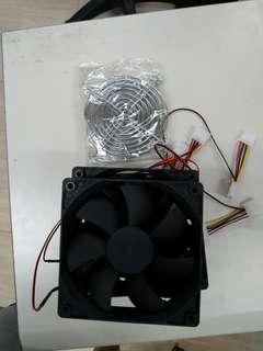 6x 12cm 靜音 台達 Delta 大風量 散熱風扇 機箱 電腦 server