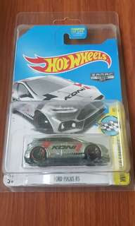 Ford Focus RS ZAMAC Edition Hotwheels