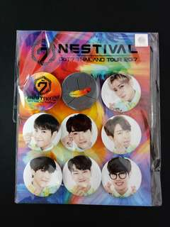 (WTS) GOT7 Nestival Official Badge