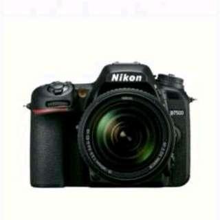 Nikon D7500, Bisa Cicilan