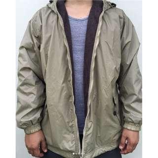 zunao_wearables🍁Lightweight nylon jacket 🍁Fleece lined
