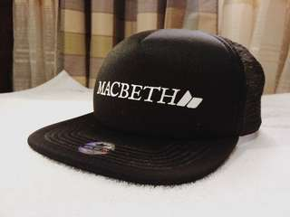 Macbeth Cap