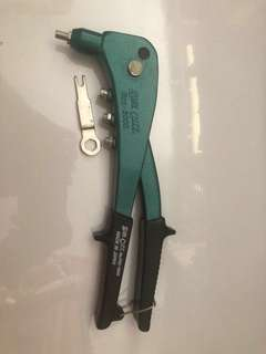 Hand Riveter Sun City Pro 3000 Made in Japan