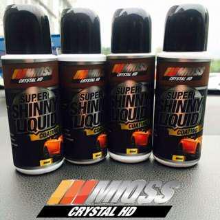 Mioss Coating Cristal HD anti  calar