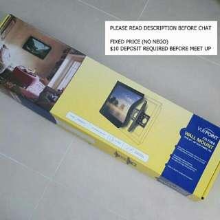 🏡Brand New TV Tilting Wall Mounting Brackets