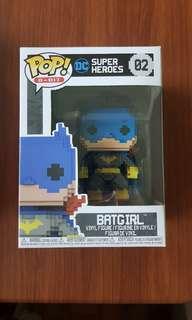Batgirl Funko Pop 8-Bit