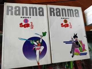 漫畫亂馬二分一ranma1/2, 第一期,第三期