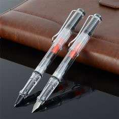 LANBITOU Transparent Fountain Pen