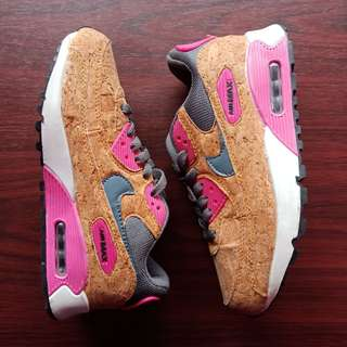 Nike Air Max Size 36 Class A Aesthetic Rubber Shoes