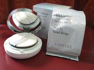 Laneige BB Cushion Pore Control Refill (#23 Sand Beige)