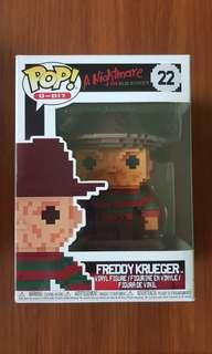 Freddy Krueger Funko Pop 8-Bit