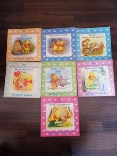 Winnie the pooh storybook series