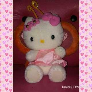 hello kitty fairy plush