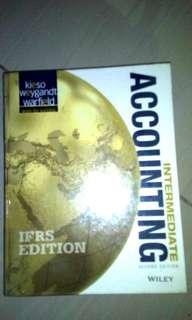 Intermediate Accounting by Kieso, Weygandt Hardbound (WILEY)