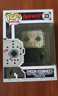 Jason Voorhees Funko Pop 8-Bit