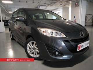 Mazda 5 2.0A Sunroof