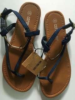 Cotton on BRAND NEW sandals