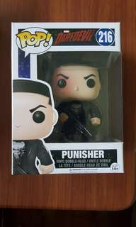 Daredevil's The Punisher Funko Pop