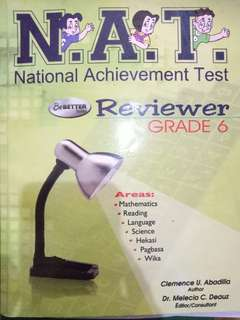 Grade Six (6) National Achievement Test (NAT) Reviewer