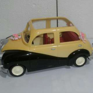 Sylvanian Families Bridal Car