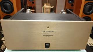 Canary audio CA301 300B tube power amplifier