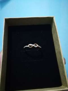 Infinity Ring size 6