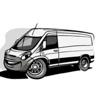 Delivery driver (With HiAce Van)