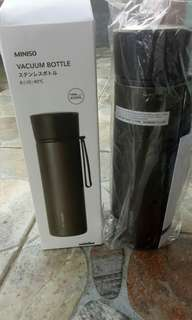 Miniso Vacuum Bottle (Hot and Cold)