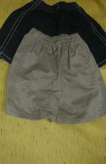 Pre loved Maong Shorts