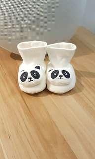 NEW Seed heritage newborn baby sock