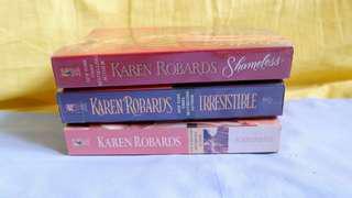 KAREN ROBARDS Books