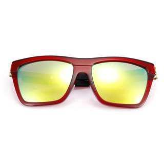 ab.eyewears AS18 紅框,金臂 (ABE0001)