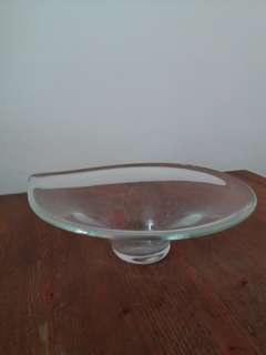 CLEAR LARGE BOWL