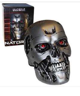 Terminator Skull Replica