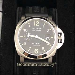 Brand new old stock authentic Panerai Luminor Marina Pam 164 Automatic for sale